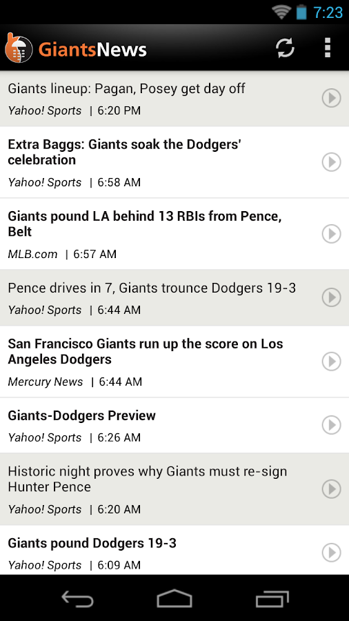 ZM: Giants News - screenshot