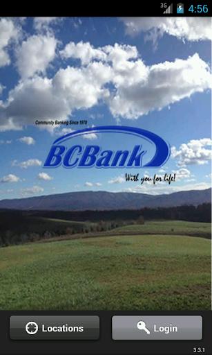 BCBank - Mobile