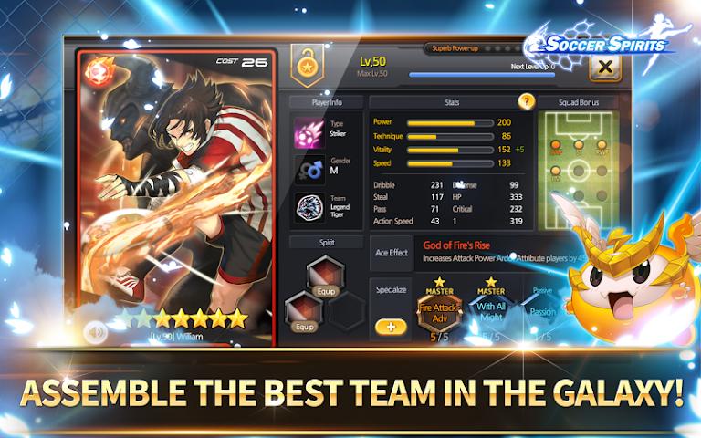 android Soccer Spirits Screenshot 10