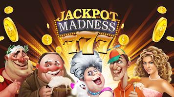 Screenshot of Jackpot Madness Slots