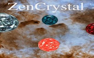 Screenshot of ZenCrystals