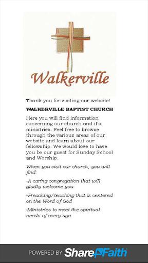 Walkerville Baptist-Blackshear