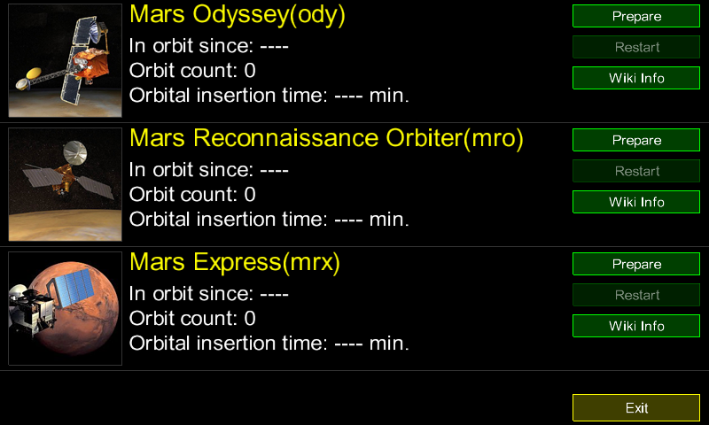 Curiosity: The Mars Mission- screenshot