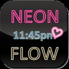 Fluxo de Neon! Live Wallpaper icon