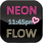 Neon Flow! Live Wallpaper