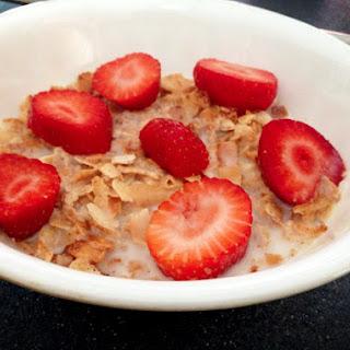 A Crunchy Fresh Keto Cereal