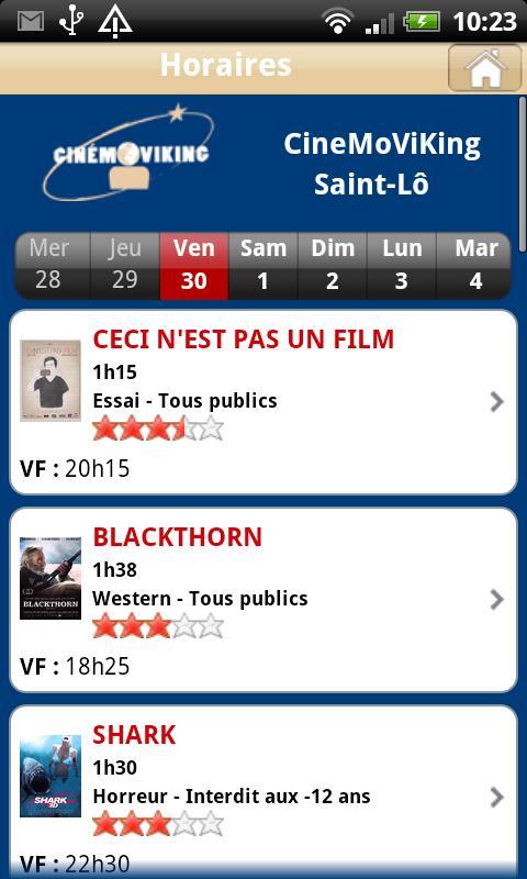 CINEMOVIKING - Saint-Lô- screenshot