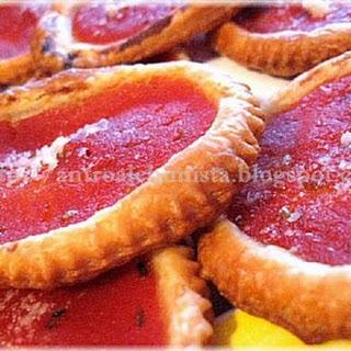 Puff Pastry Mini-Pizzas.