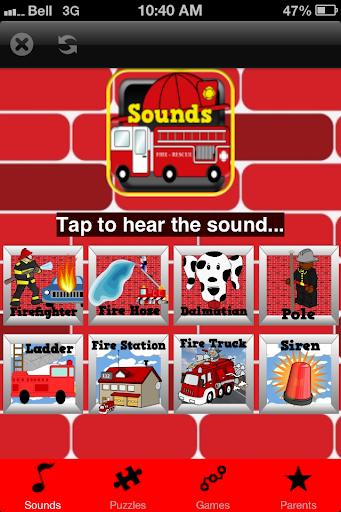 Fire Truck Sirens Ad Free