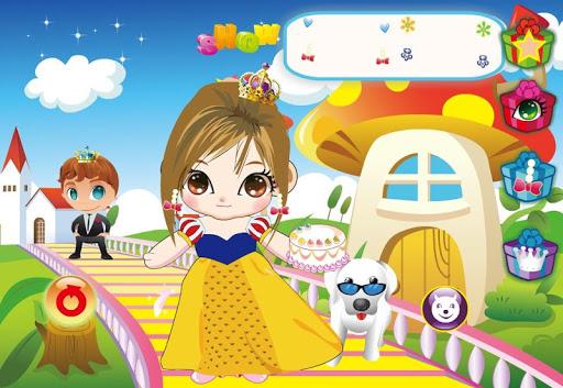 免費家庭片App|Dress like Fairy Princess Doll|阿達玩APP