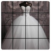 Wedding Dresses - Tile Puzzle