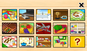 Screenshot of Home Peg Puzzle for Toddlers
