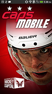 Caps Mobile App - screenshot thumbnail