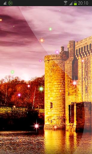 Scotland Castle Cool HD LWP