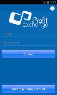 Profit-Exchange - screenshot thumbnail