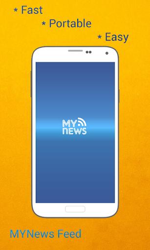 MYNews Feed