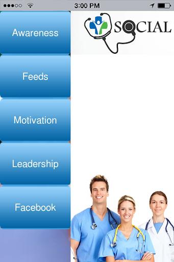 Social Nurse Web