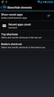 Screenshot of Edge - Quick Actions