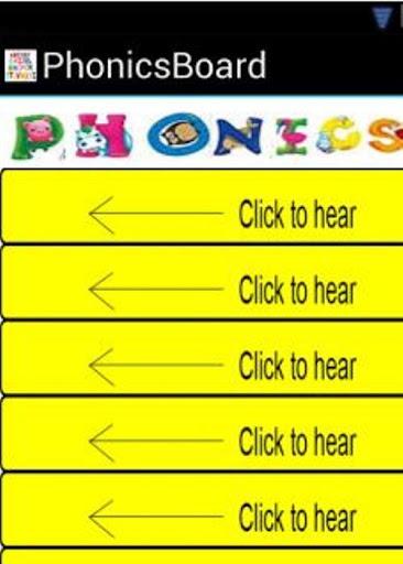 PhonicsBoard