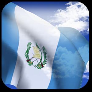 3D Guatemala Flag +
