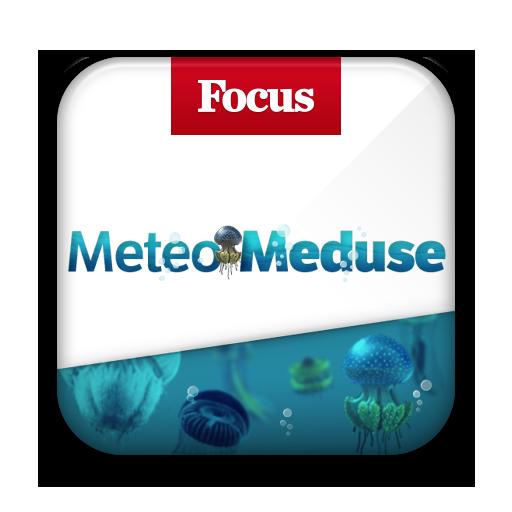 Focus Meteo Meduse LOGO-APP點子