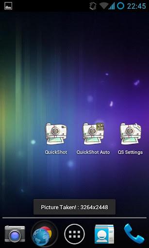 QuickShot HD Camera v2.0.1 APK