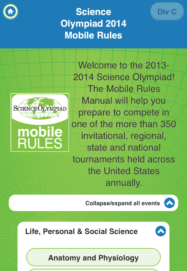 SO Mobile C 2013-2014- screenshot