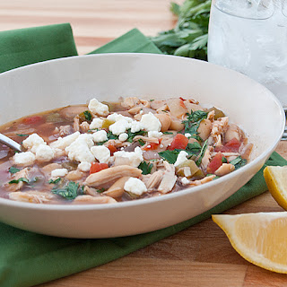 Citrus Chicken Chili