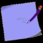 Sticky Notes Widget icon