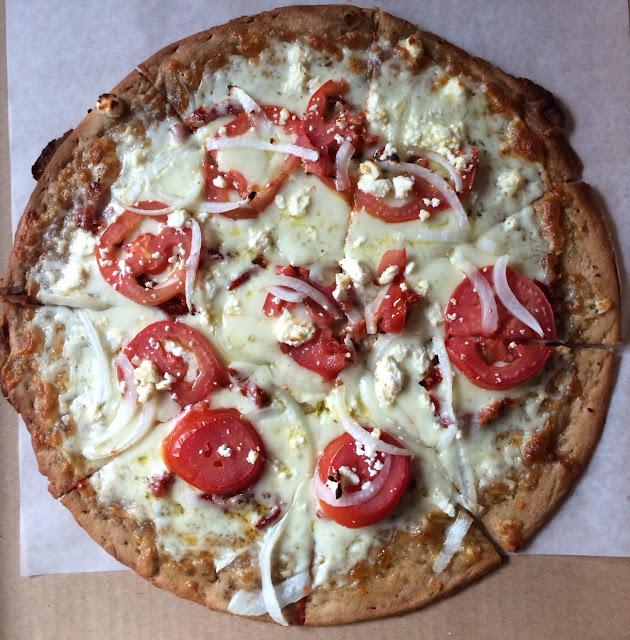 White pizza!