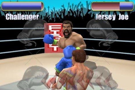 Pocket Boxing Lite - screenshot thumbnail