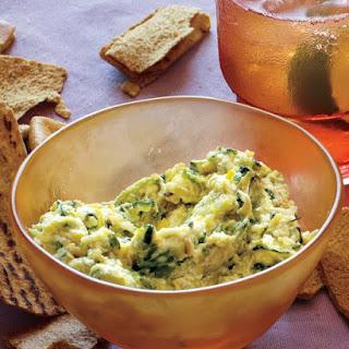 Creamy Zucchini and Ricotta Spread