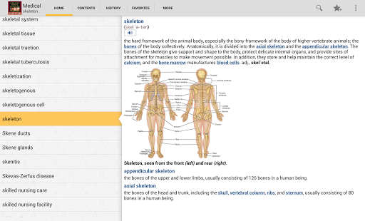 Dorland's Medical DictionaryTR- screenshot thumbnail