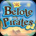 Belote Pirates icon