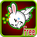 Flying Bunny Easter Egg Hunt icon