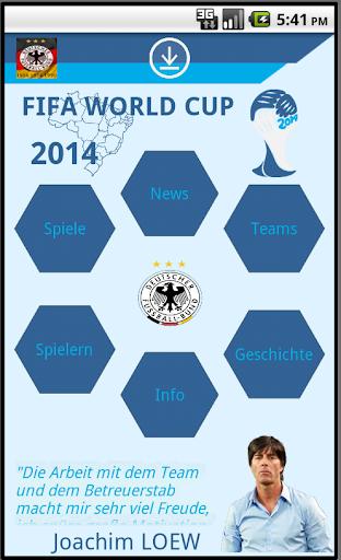 Deutsche Nationalmannschaft WM