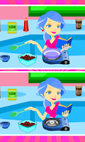 Screenshot of Difference Game-Cookery Show