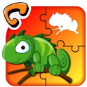 Kids Animal Picture Puzzles icon