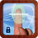 Fingerprint Lock Screen Plus icon