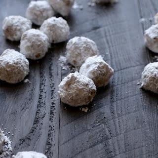 Butter Walnut Cookies