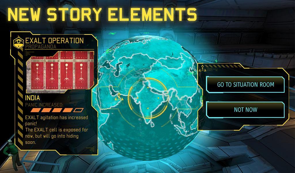 XCOM®: Enemy Within screenshot #3