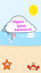 Pippa's Beach Adventure