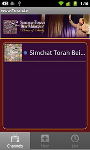 www.Torah.tv - screenshot thumbnail