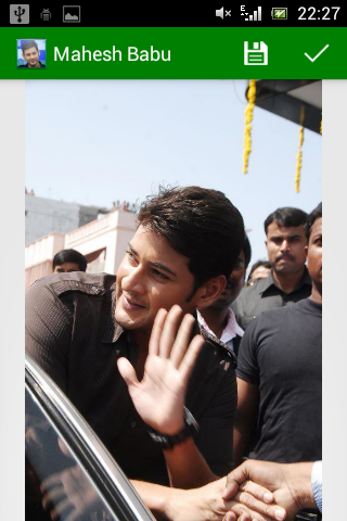 Mahesh Babu HD 500+ - screenshot