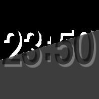 Emboss Clock Widget