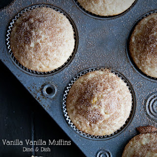 Vanilla Vanilla Muffins Recipe