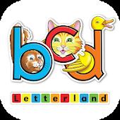Letterland Stories: B, C & D
