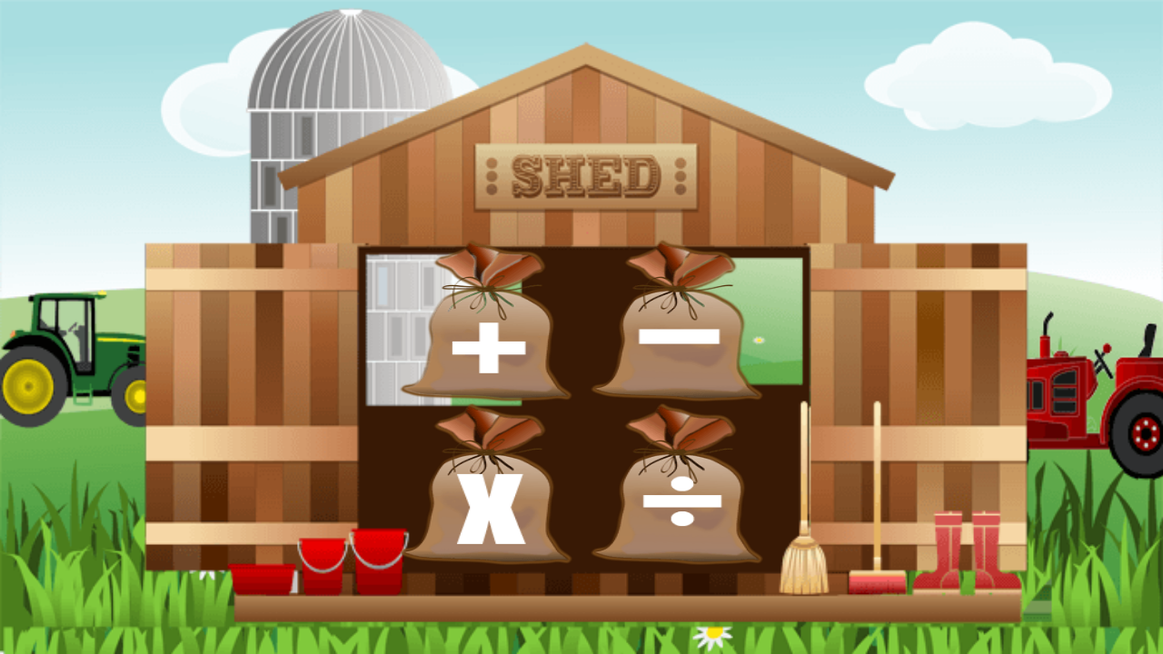 Math in Farm Free- screenshot