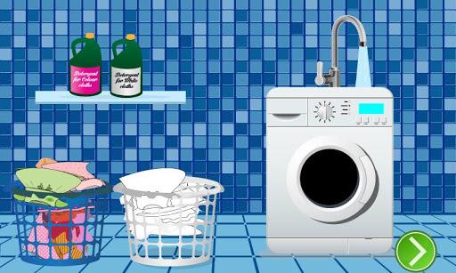 公主肮脏的洗衣店洗