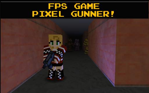Pixel Gunner Mod Hack Apk (Free Shopping)